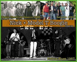 nick becattini e model to boogie
