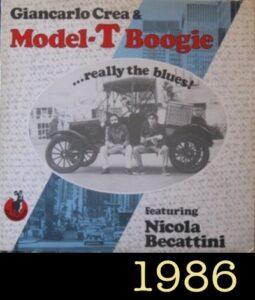 model t boogie