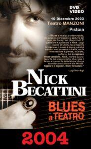 blues a teatro 2004