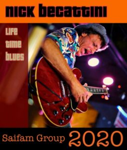 life time blues 2020