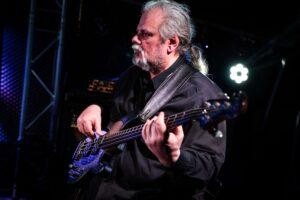 Anacleto Orlandi bassista