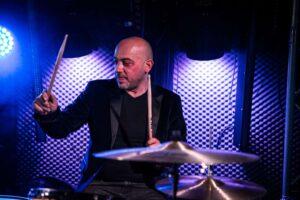 Enrico Cecconi batterista