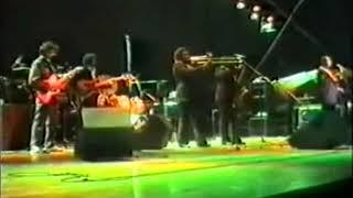 Nick Becattini e Albert King 1989