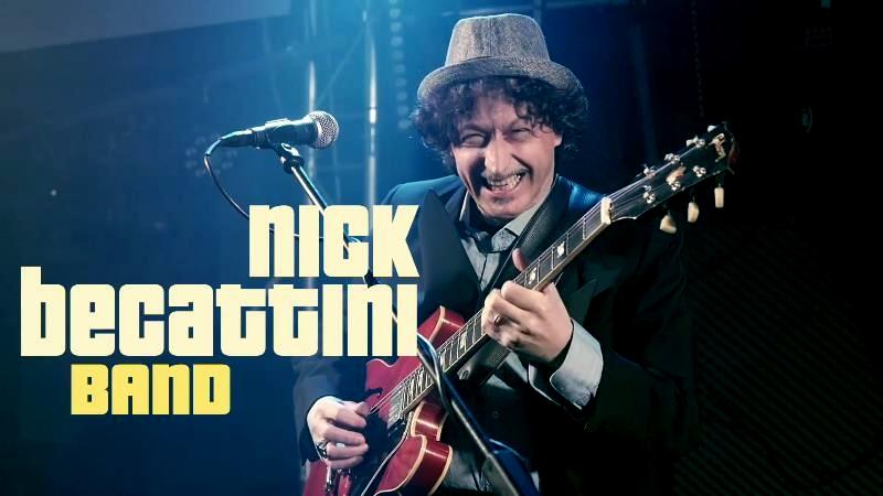 Nick Becattini Lifetime Blues